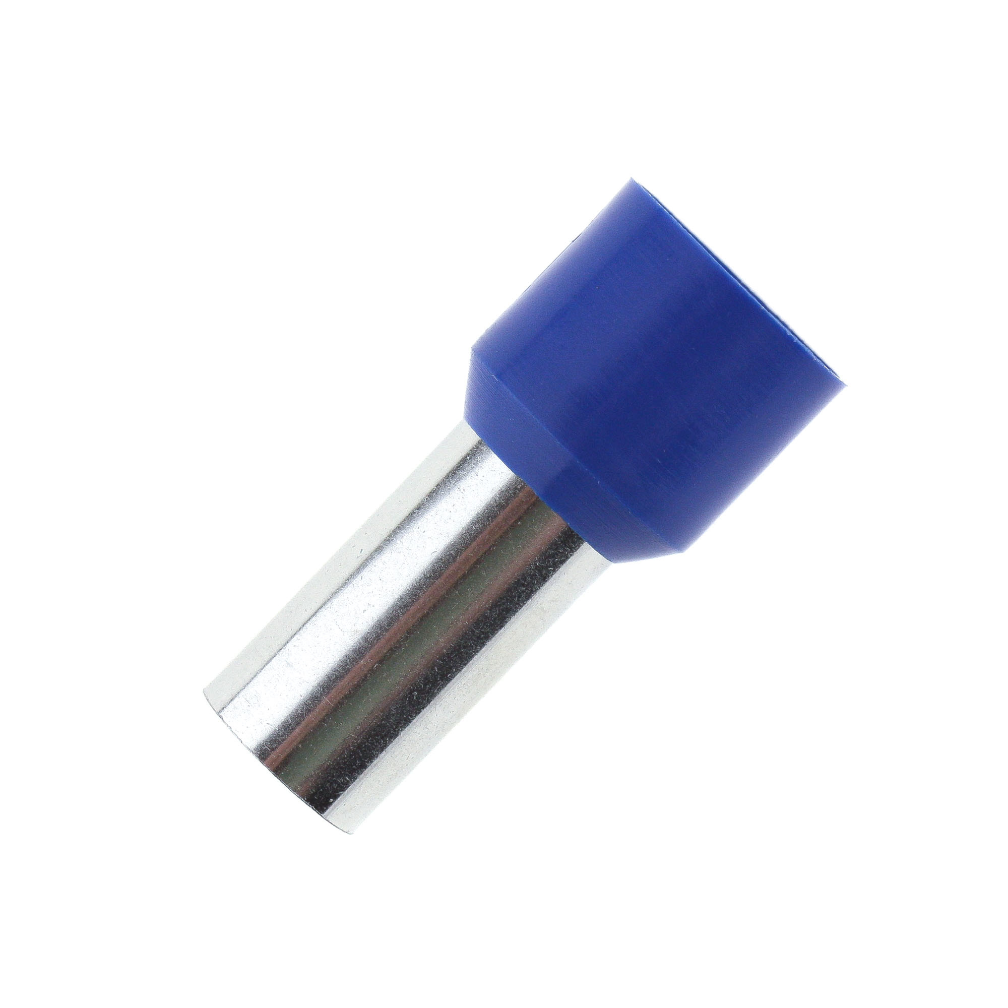 Cord end terminal iso. 50,0mm², blue , 50 PCS
