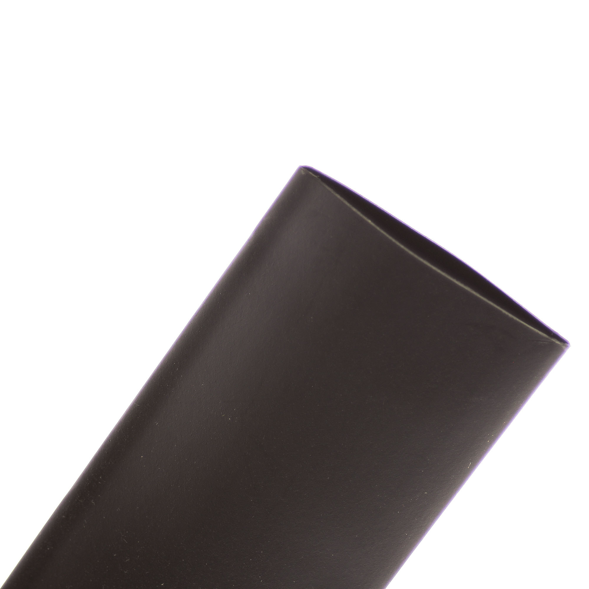 Heat shrink tube 2:1 / 25,4-12,7mm, 3,3m, black