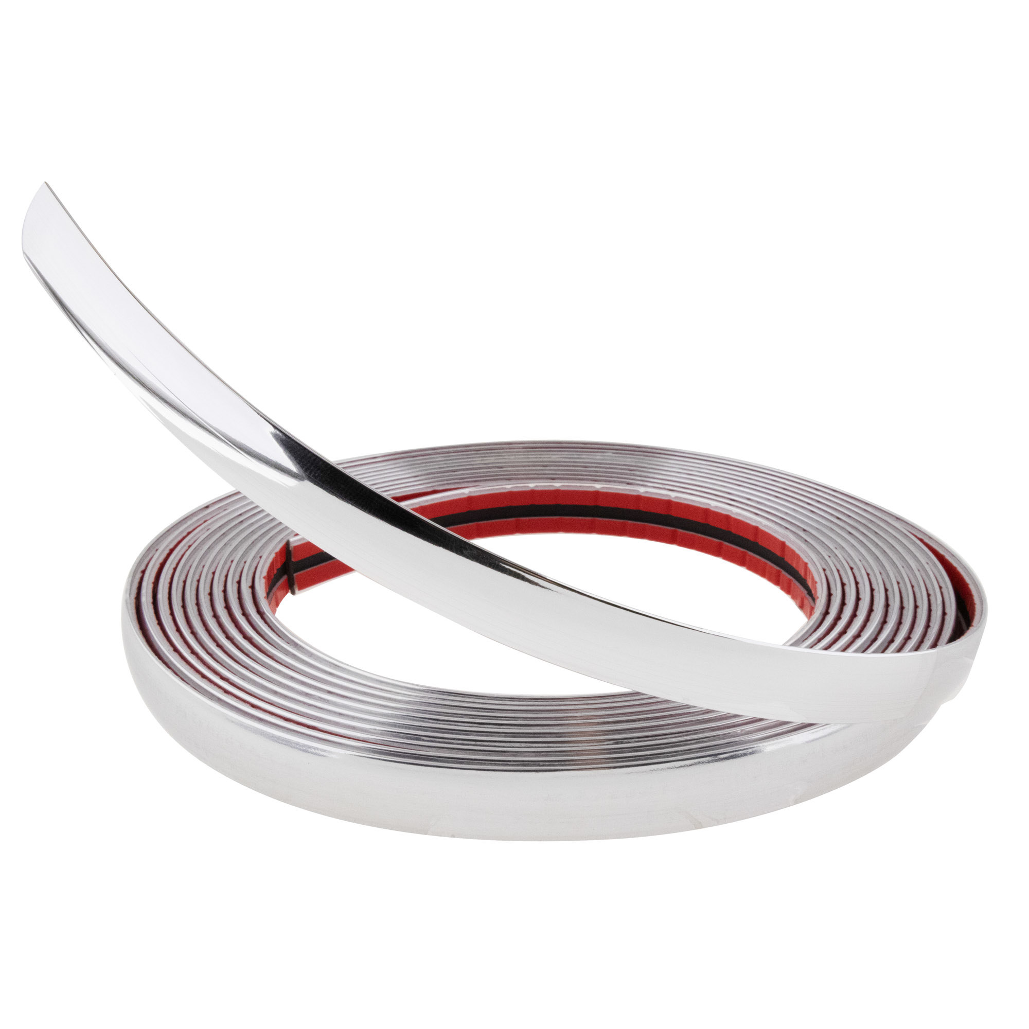 Chrome trim 14mm - 5 meter