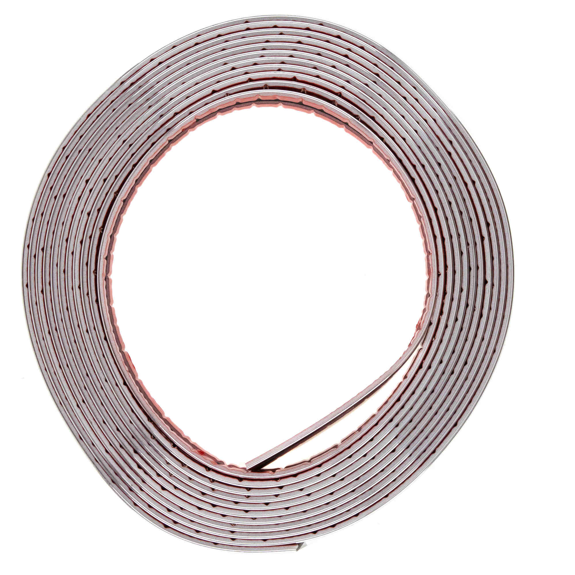 Chrome trim 18mm - 5 meter