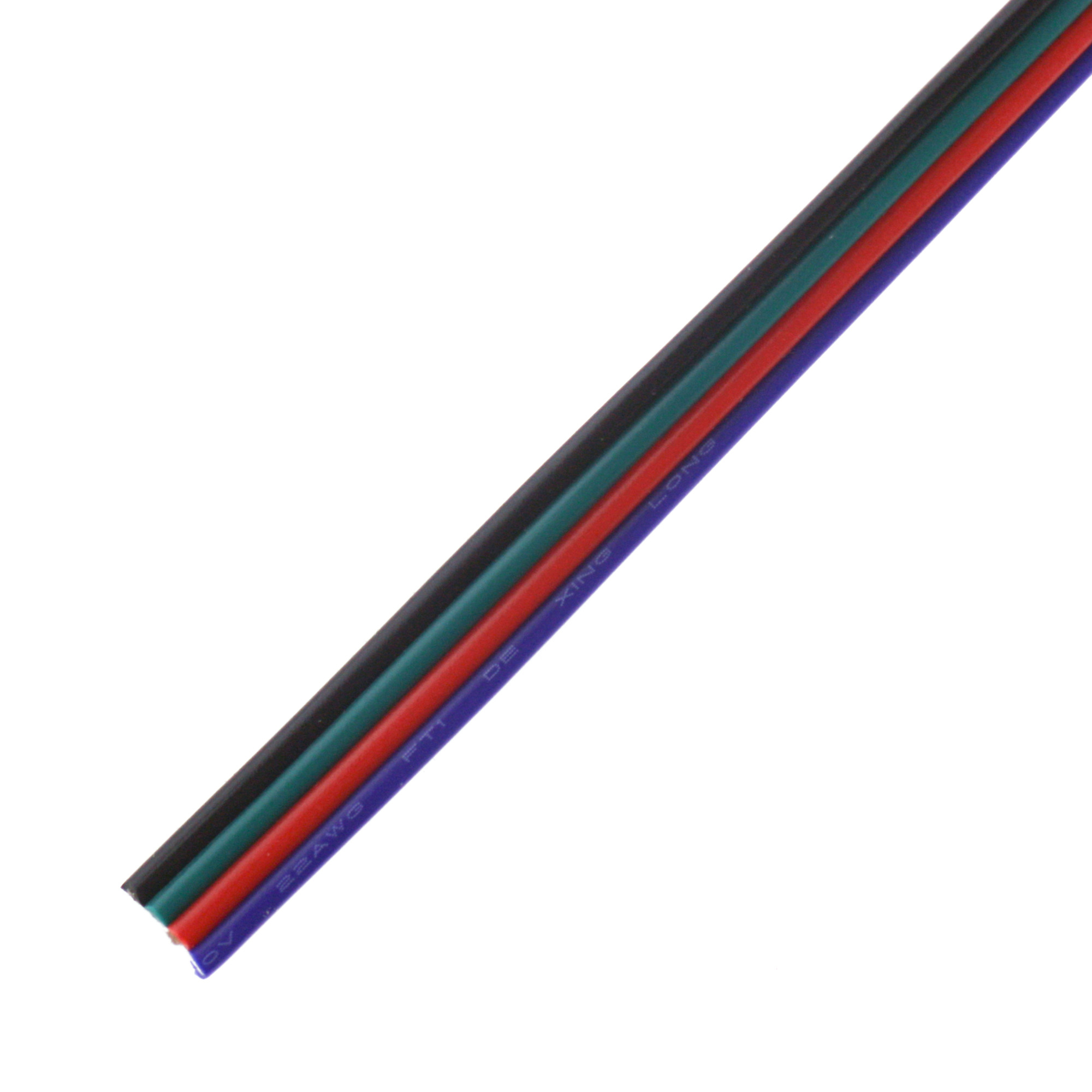 RGB connection wire - 5 meter