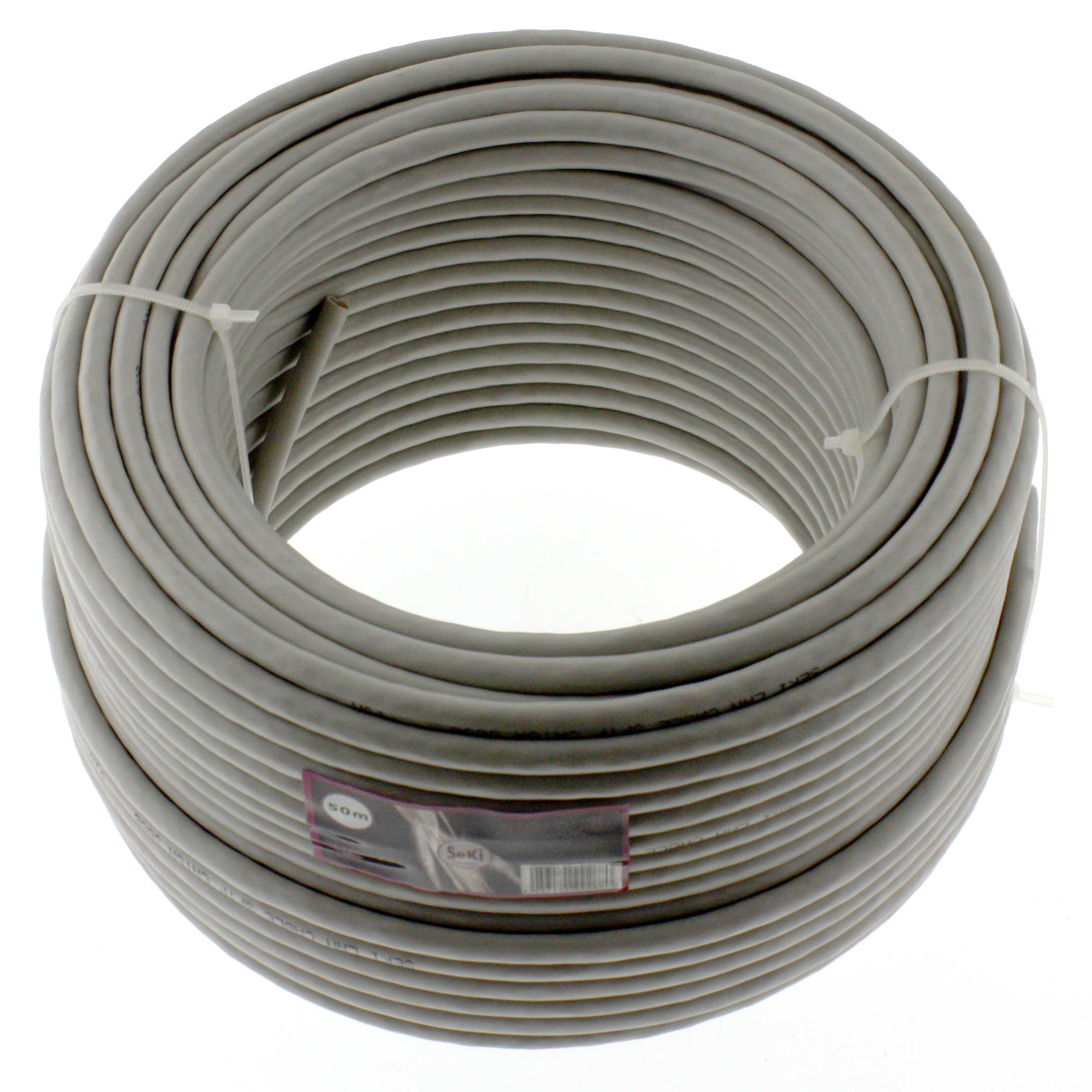 Network cable for installation Cat. 6, 50m