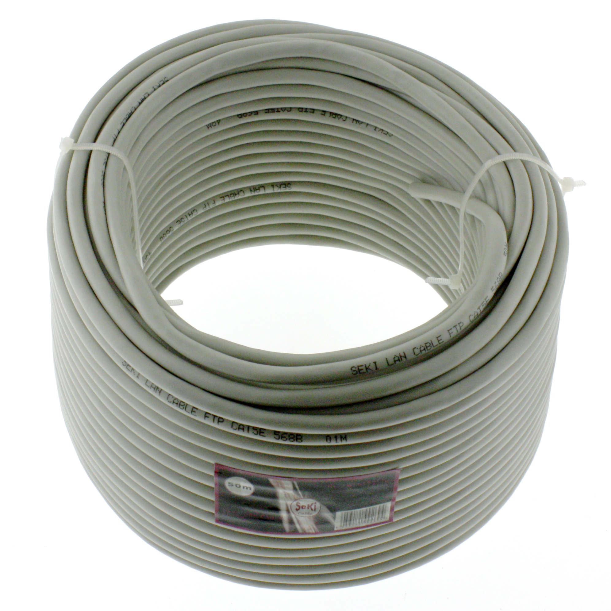 Network cable Cat. 5e, 50m