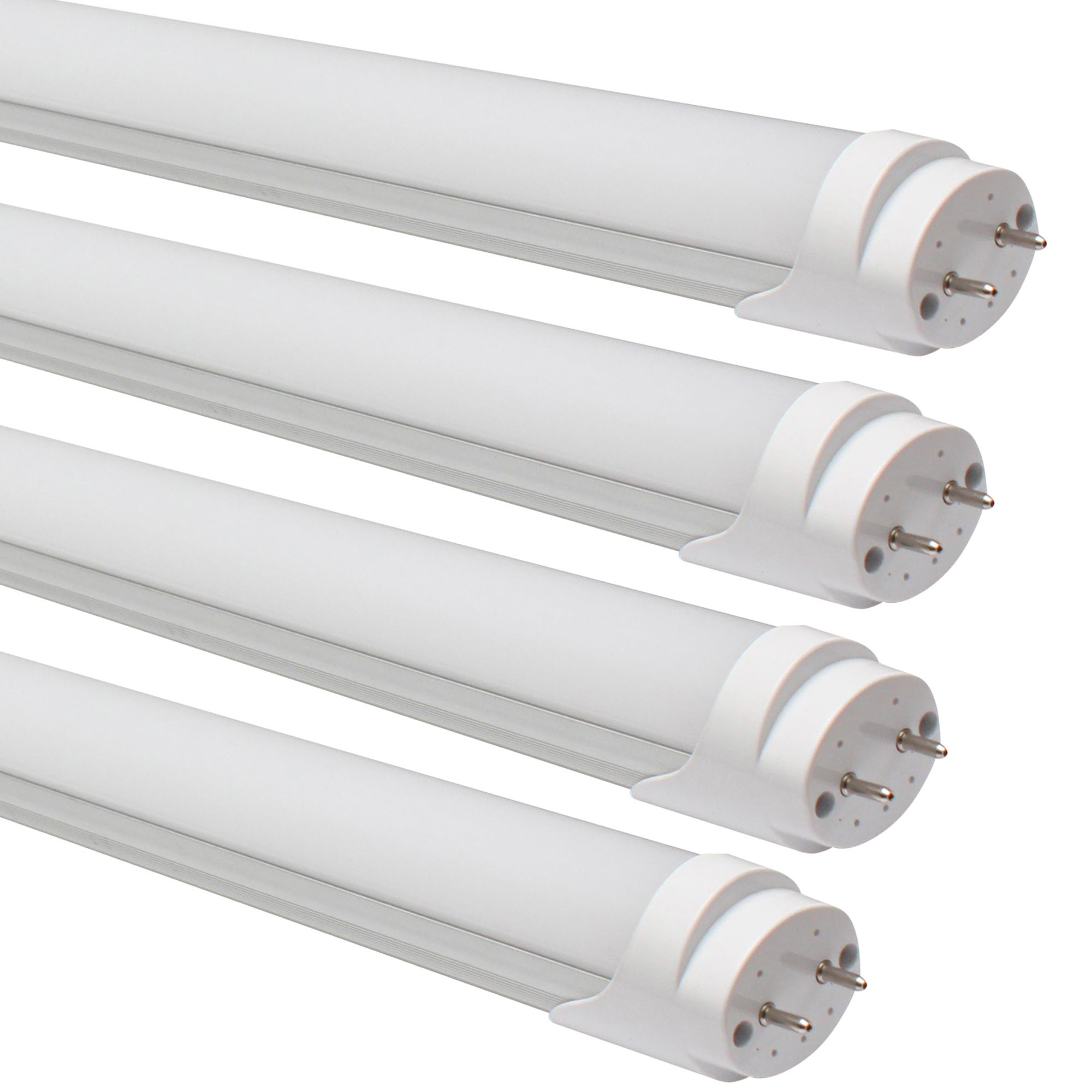 Led Tube 90cm, 13W, cold white, milky 4 pcs.