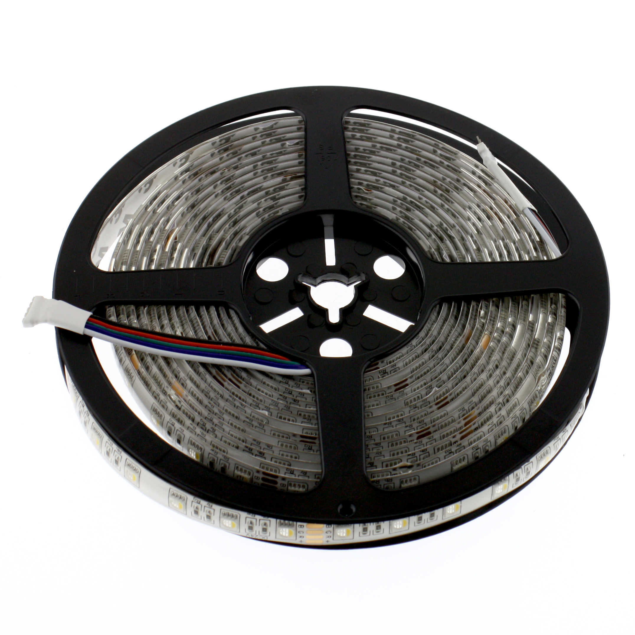 RGBW 4in1 stripe 24V 3000K 500cm 60LEDs/m IP65