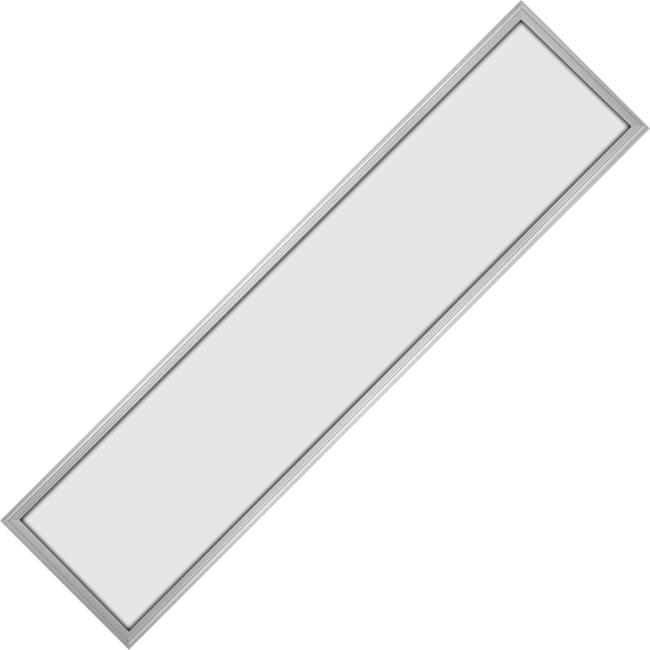 led panel 120x30 lc 45w pure white 313402 matrix handels gmbh webshop. Black Bedroom Furniture Sets. Home Design Ideas