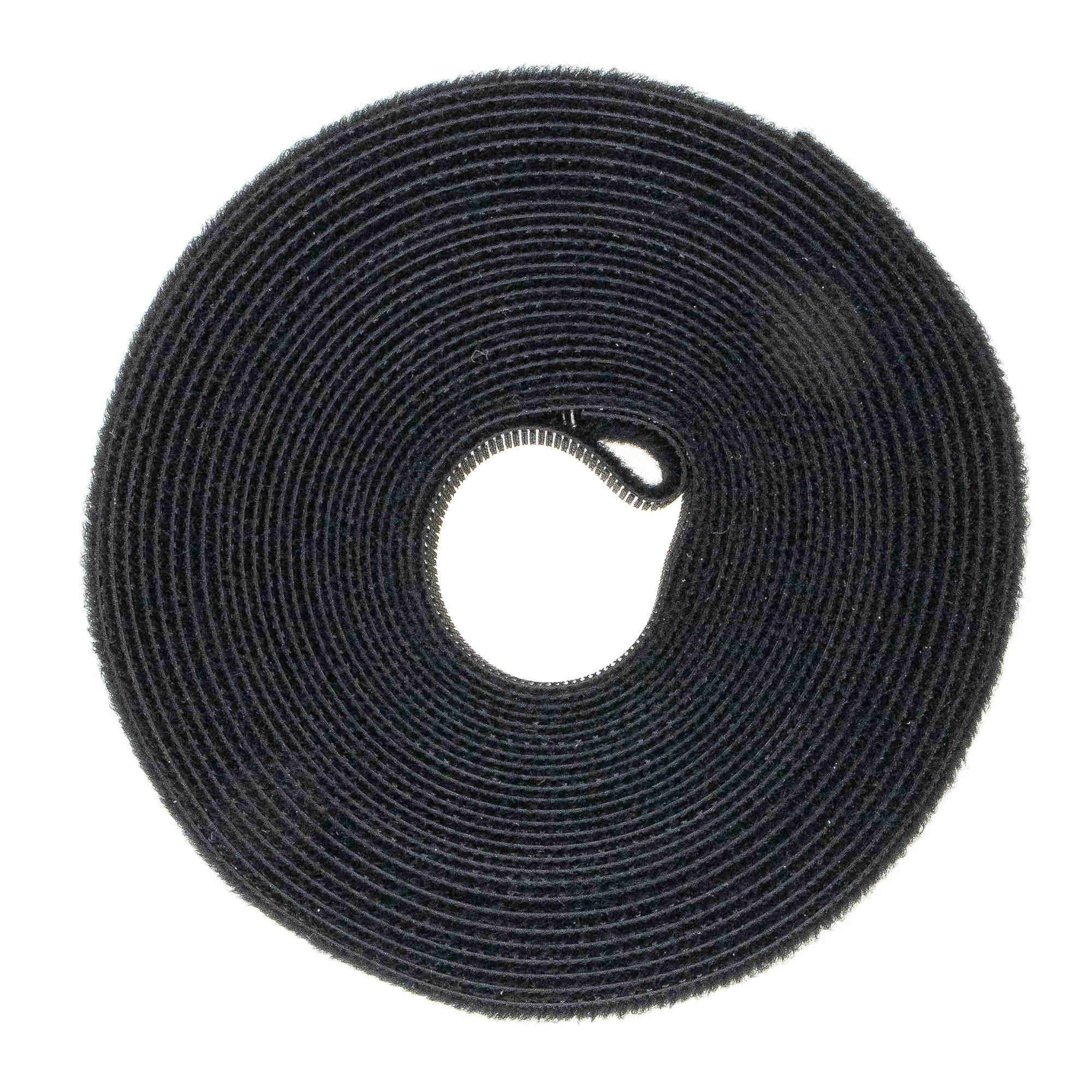 Hook-and-loop tape, 12,5mm, 5 meter