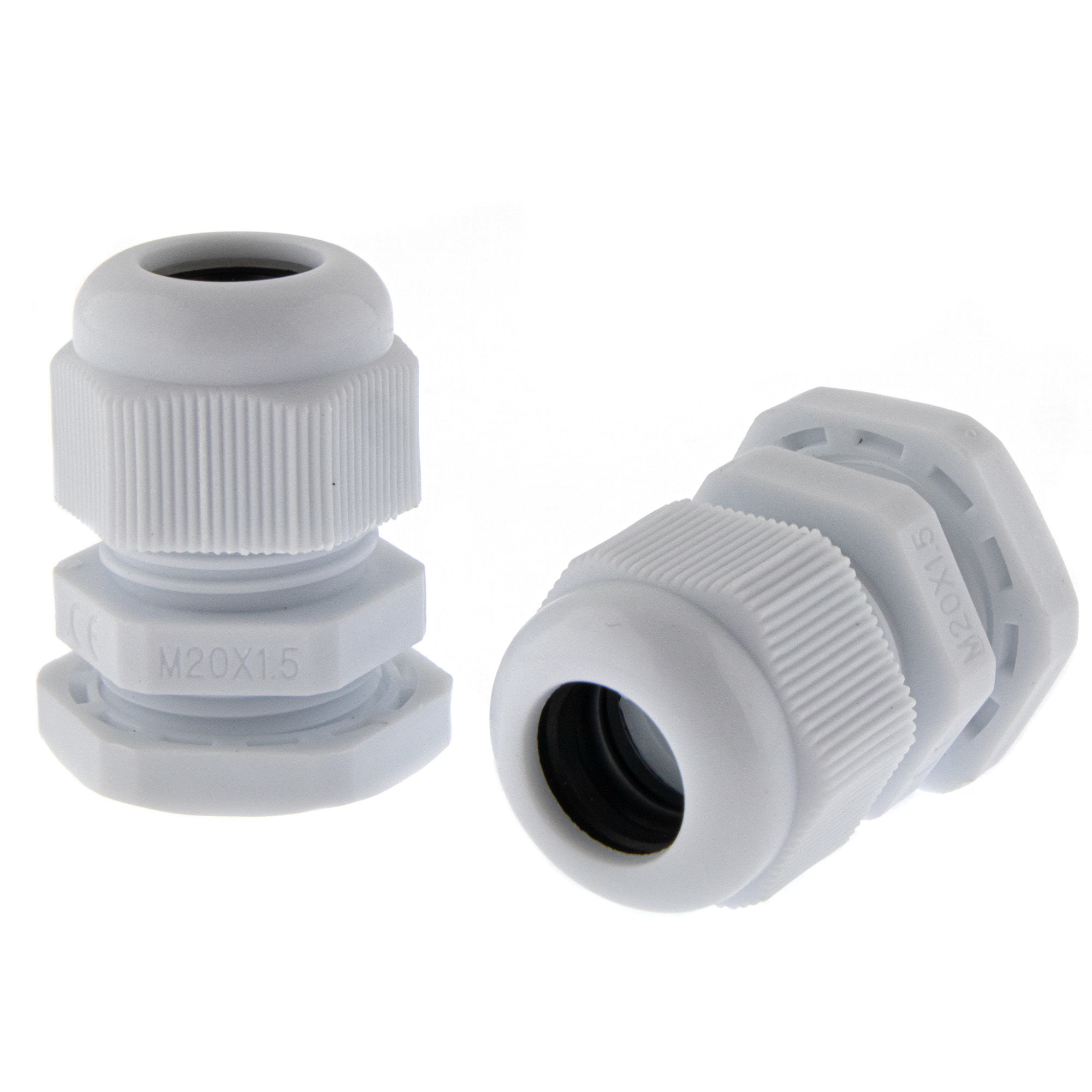 Cable gland M20 - grey