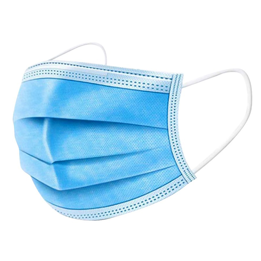3 layer disposable mask - 50 pcs.