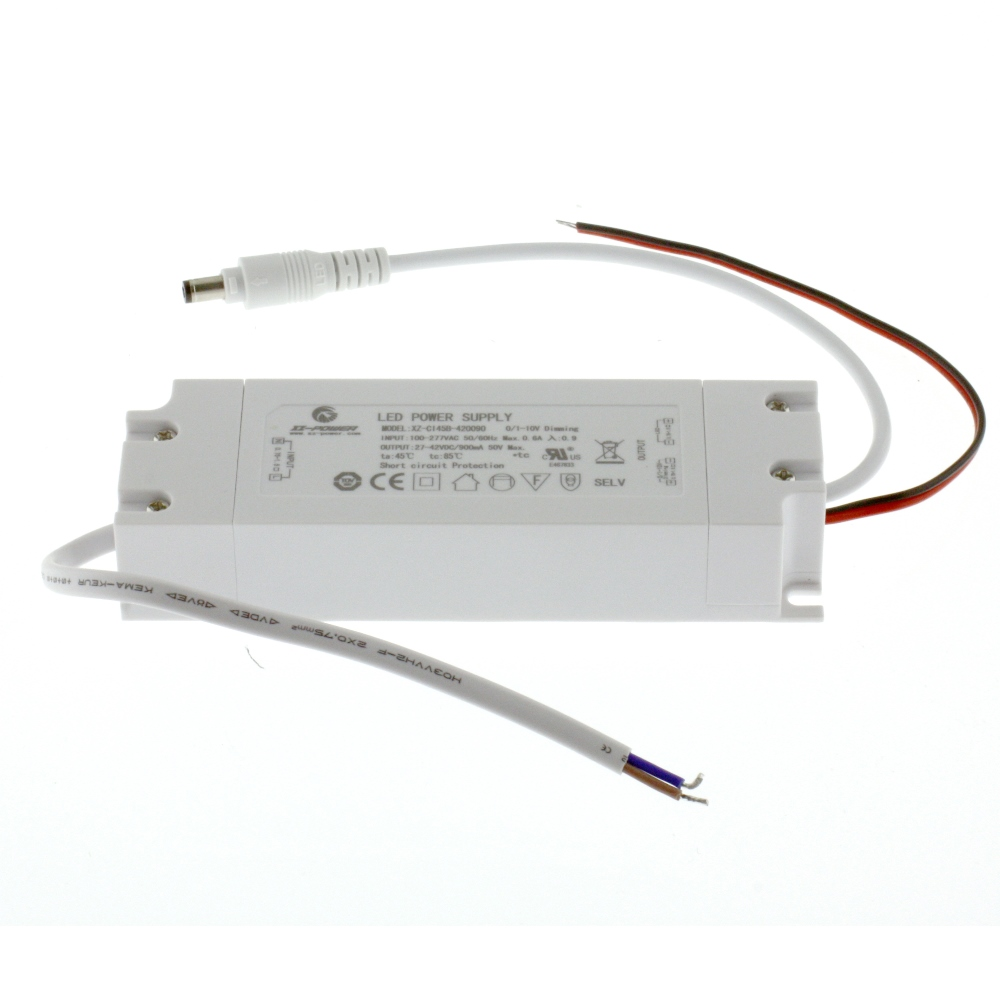 Dimmable panel drivers